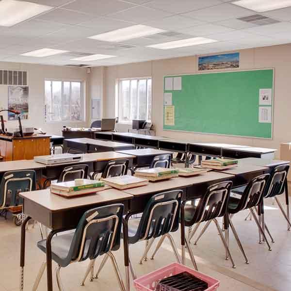 SCHOOL INTERIORS